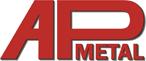 AP metal logo